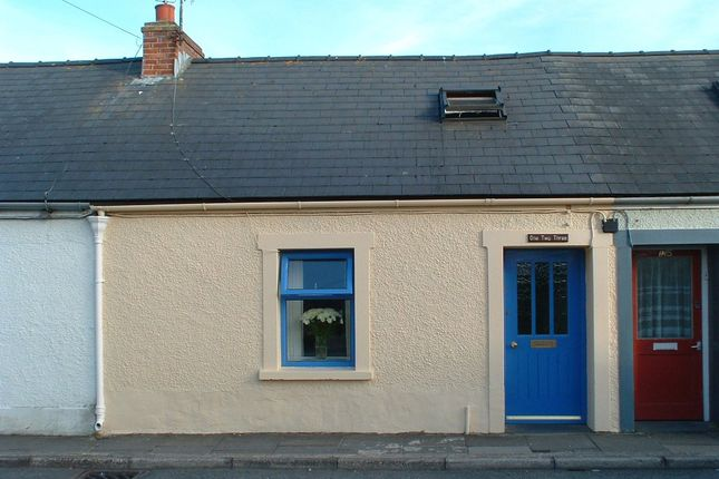1 bed terraced house for sale in City Road, Haverfordwest, Pembrokeshire SA61
