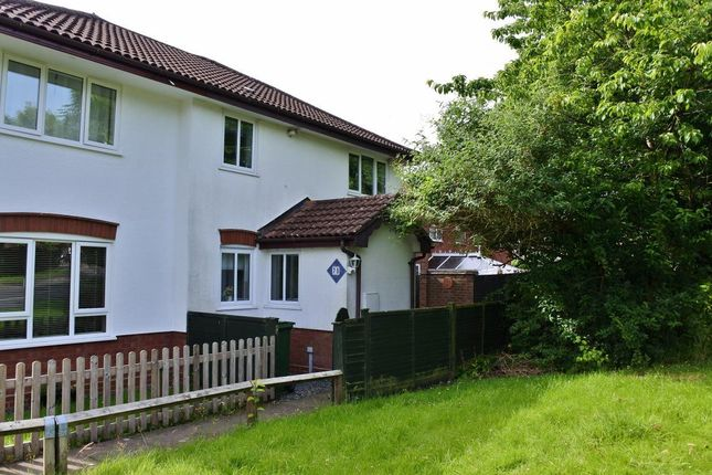 Thumbnail Terraced house to rent in Constantine Way, Basingstoke