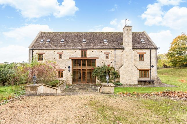 Thumbnail Barn conversion to rent in Coln Rogers, Cheltenham
