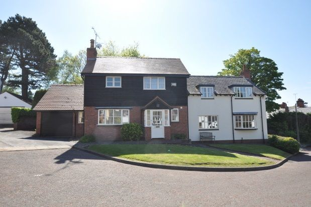 Thumbnail Property to rent in Tithebarn Close, Heswall, Wirral