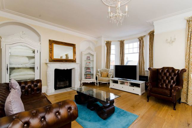 Thumbnail Flat for sale in Smyrna Mansions, West Hampstead, London