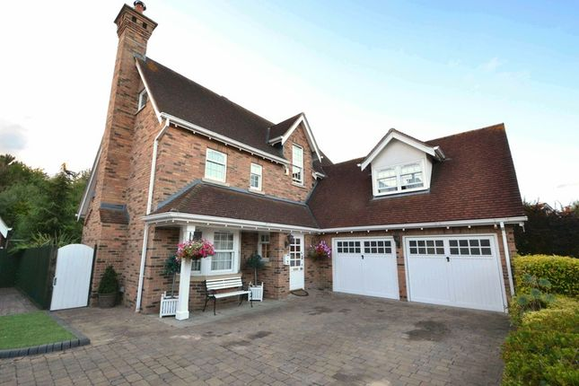 Thumbnail Detached house for sale in Petworth Close, Braintree, Essex