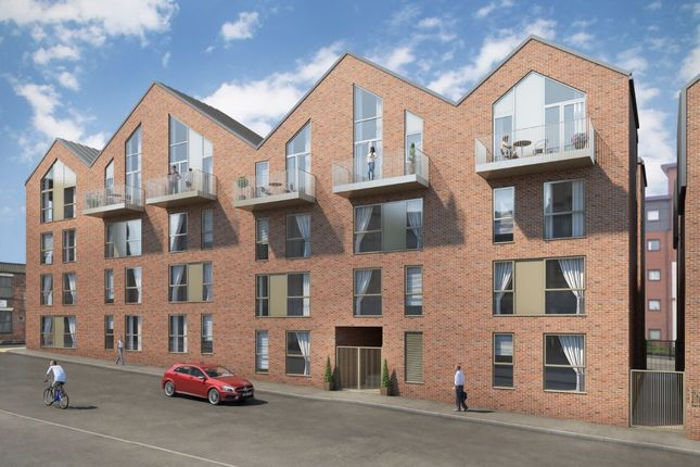 1 bed flat for sale in Henry Street, Sheffield