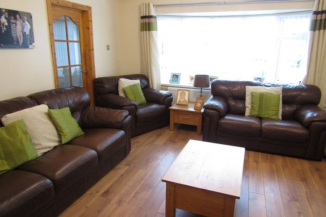 Lounge of Heol Rhuddos, Llansamlet, Swansea, City And County Of Swansea. SA7
