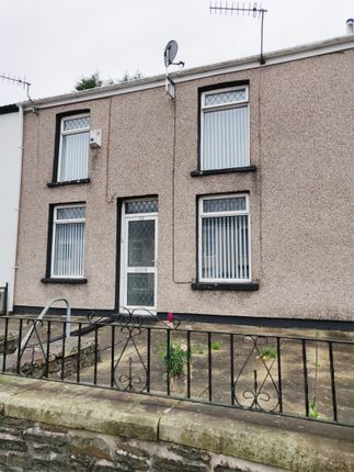 2 bed terraced house to rent in Cornwall Road, Penygraig, Tonypandy CF40