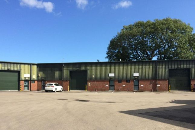 Industrial to let in Units 3, 4 & 5 Navigation Way, Ripon