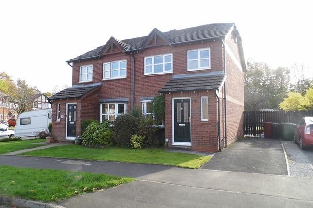 Thumbnail Semi-detached house to rent in Beaumont Chase, Bolton