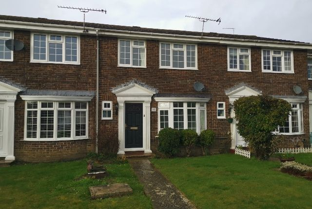 Thumbnail Terraced house to rent in Wakefield Way, Aldwick Park, Bognor Regis, West Sussex.