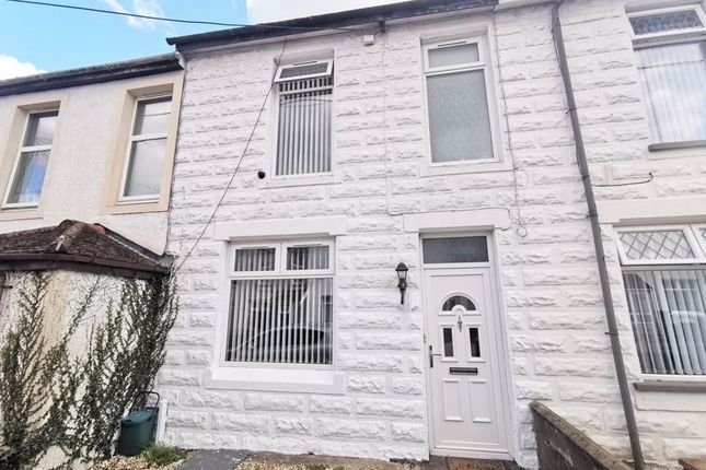 3 bed terraced house to rent in Dol-Y-Felin Street, Caerphilly CF83