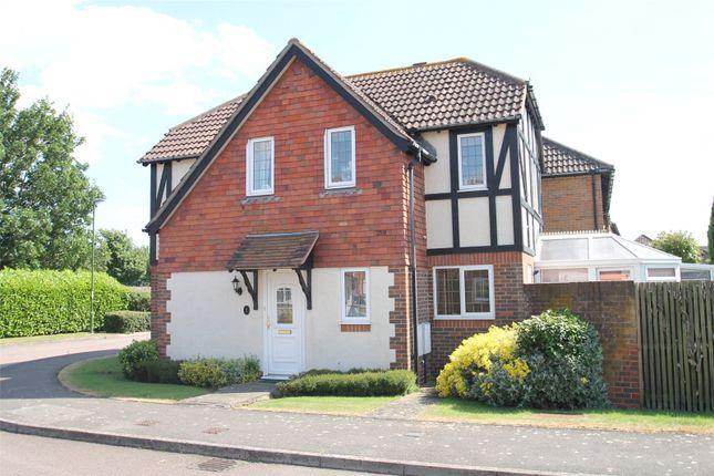 Thumbnail Detached house for sale in Blenheim Drive, Rustington, West Sussex