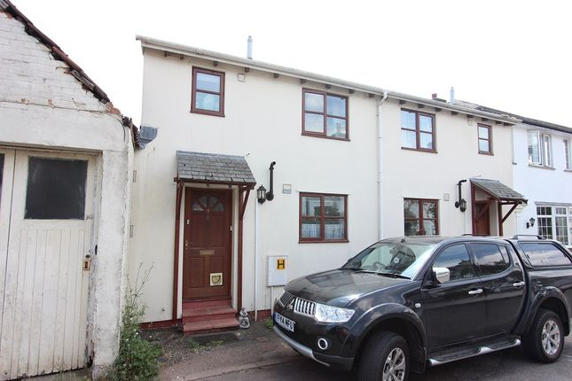 Thumbnail Terraced house for sale in Radway Gardens, Bishopsteignton, Teignmouth