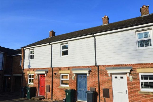 Thumbnail Terraced house to rent in Chater Close, Ashford, Kent