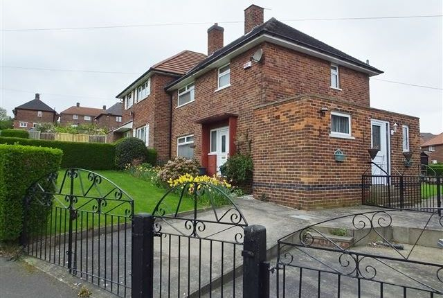 Semi-detached house for sale in Motehall Drive, Sheffield, 1 Qz