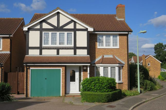 Thumbnail Detached house for sale in Berry Close, Purdis Farm, Ipswich