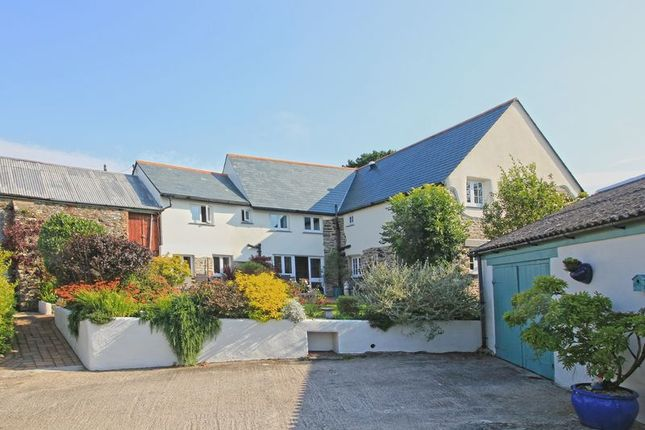 Thumbnail Detached house for sale in Ruan High Lanes, Truro