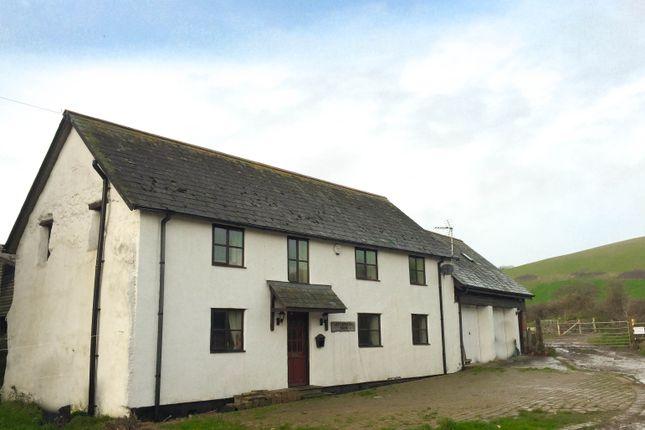 Thumbnail Barn conversion for sale in Saunton, Devon