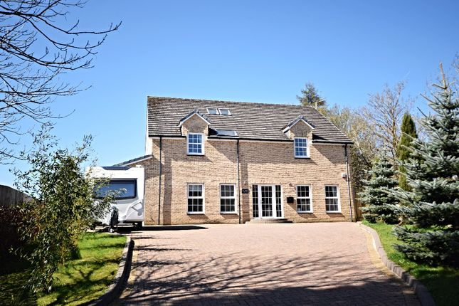 Thumbnail Detached house for sale in Main Road, Minishant, South Ayrshire