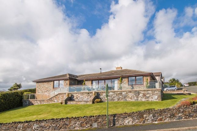 Thumbnail Detached bungalow for sale in Howe Road, Onchan, Isle Of Man