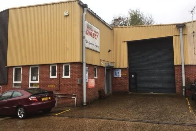 Thumbnail Light industrial to let in Unit 8, Marlborough Trading Estate, West Wycombe Road, High Wycombe, Bucks