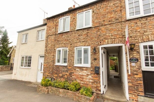 Thumbnail Cottage to rent in Westfield Road, Tockwith, York