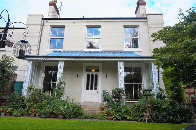 Thumbnail Semi-detached house for sale in Second Avenue, Nottingham