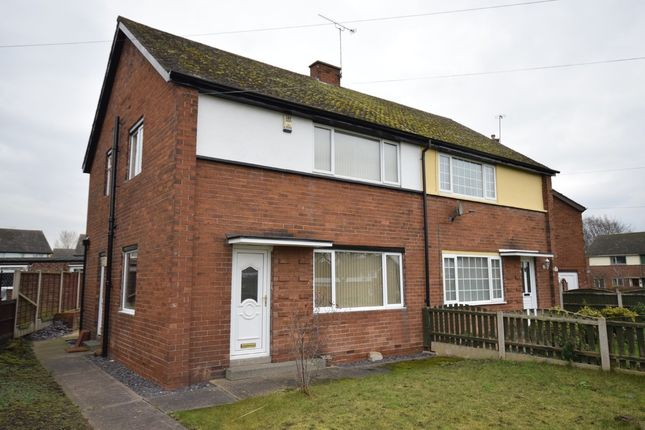 Thumbnail Semi-detached house to rent in Baden Powell Crescent, Pontefract