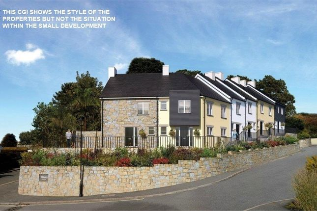 Thumbnail Terraced house for sale in Vinery Meadow, Penryn, Falmouth