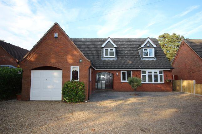 Thumbnail Detached house for sale in Fakenham Road, Taverham