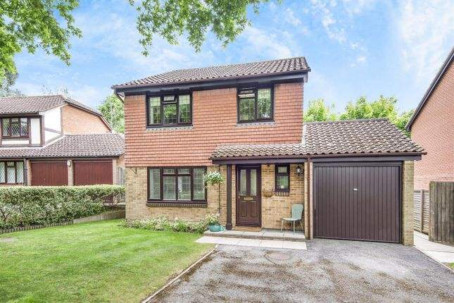Thumbnail Detached house for sale in Russetts Close, Horsell, Woking