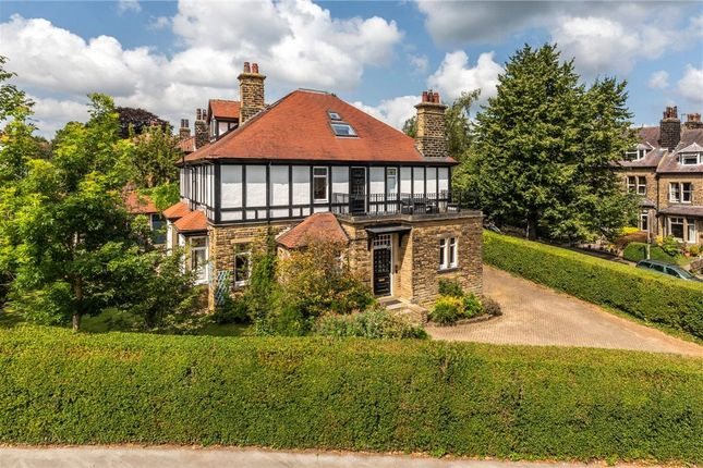 Thumbnail Detached house for sale in Wheatley Lane, Ilkley