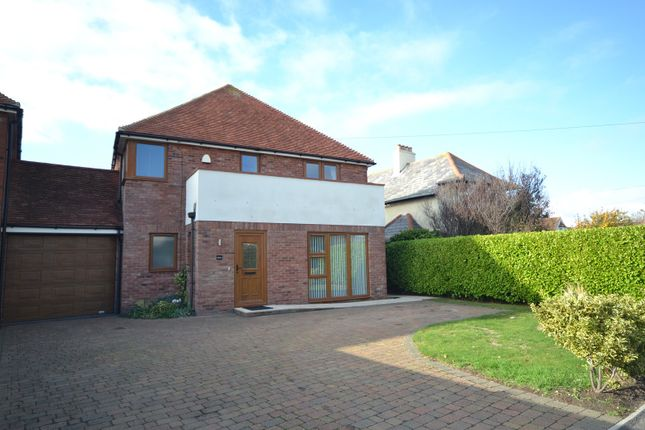 Thumbnail Detached house for sale in Hillfield Road, Selsey