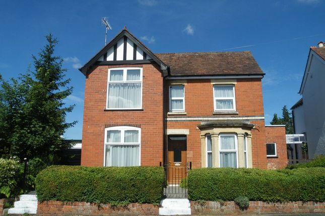 Thumbnail Detached house for sale in 1 Chosen Way, Hucclecote, Gloucester