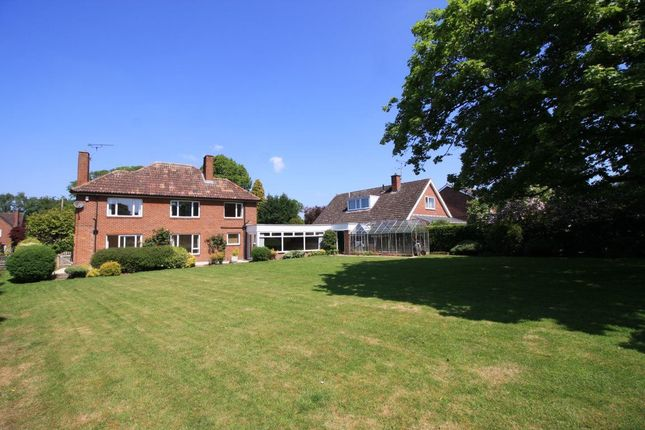 Thumbnail Detached house to rent in Mayfield Drive, Shrewsbury, Shropshire