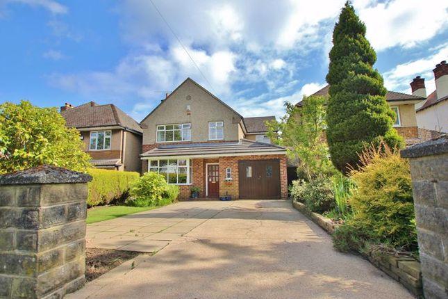 Thumbnail Detached house for sale in Kings Lane, Higher Bebington, Wirral