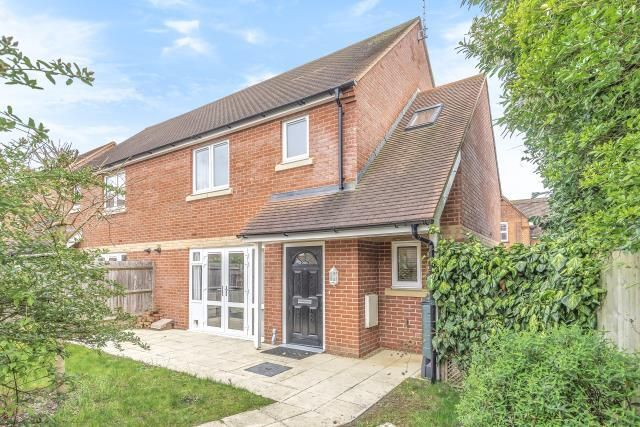 Thumbnail Semi-detached house to rent in Cholsey, Oxfordshire