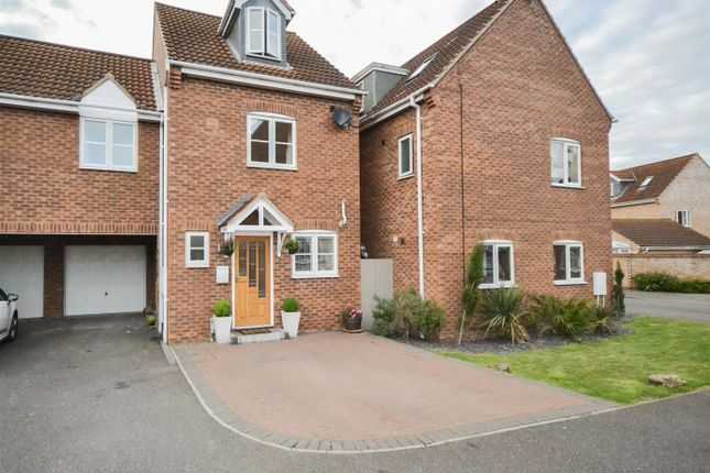 4 bed semi-detached house for sale in East Of England Way, Orton Northgate, Peterborough