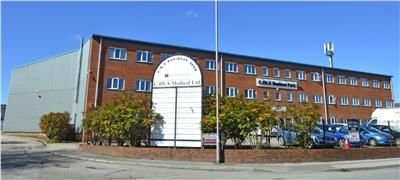 Light industrial to let in Station Lane, Featherstone, West Yorkshire