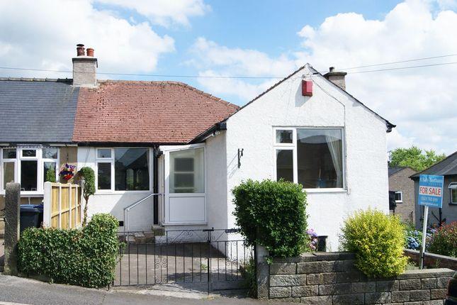 Thumbnail Bungalow to rent in John Street, Matlock, Derbyshire