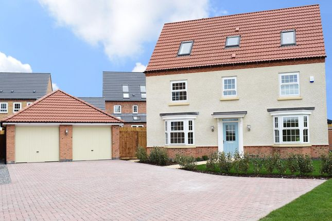 """Thumbnail Detached house for sale in """"Moorecroft Special"""" at Hollygate Lane, Cotgrave, Nottingham"""