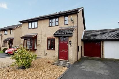 2 bed semi-detached house to rent in Westminster Way, Banbury OX16