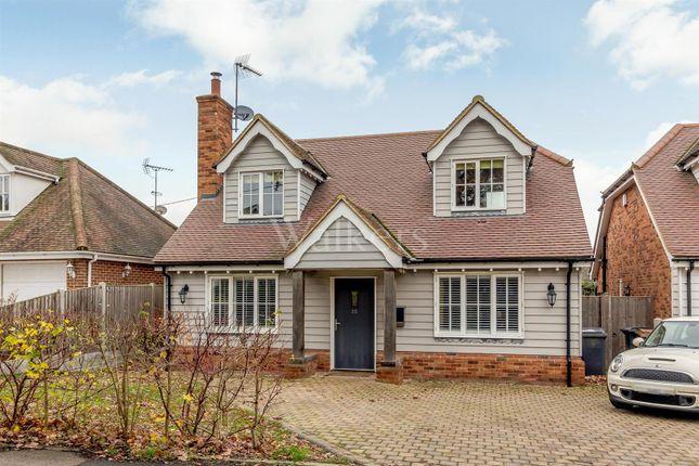 Thumbnail Detached house for sale in Birch Lane, Stock, Ingatestone