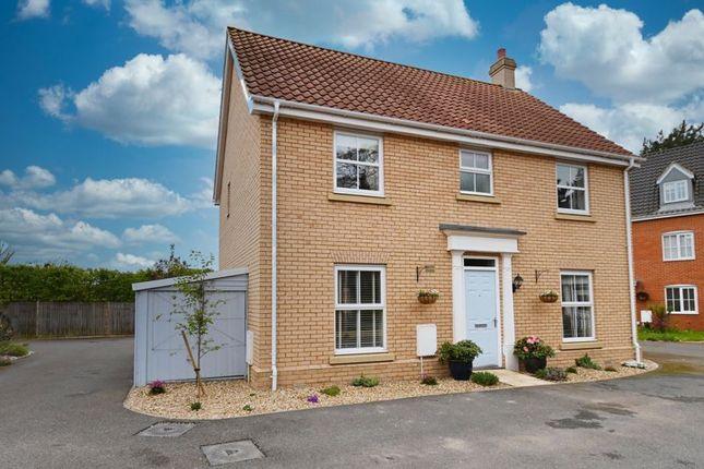 4 bed detached house for sale in Mayhew Road, Rendlesham, Woodbridge IP12