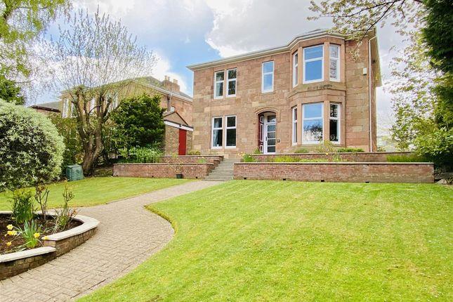 Thumbnail Detached house for sale in Brooklands Avenue, Uddingston, Glasgow