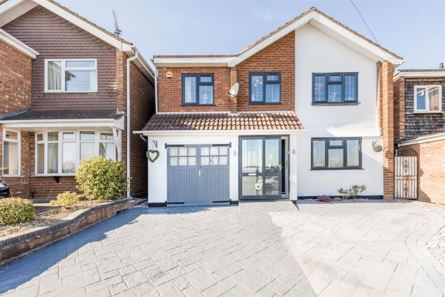 Thumbnail Detached house for sale in Granville Drive, Kingswinford