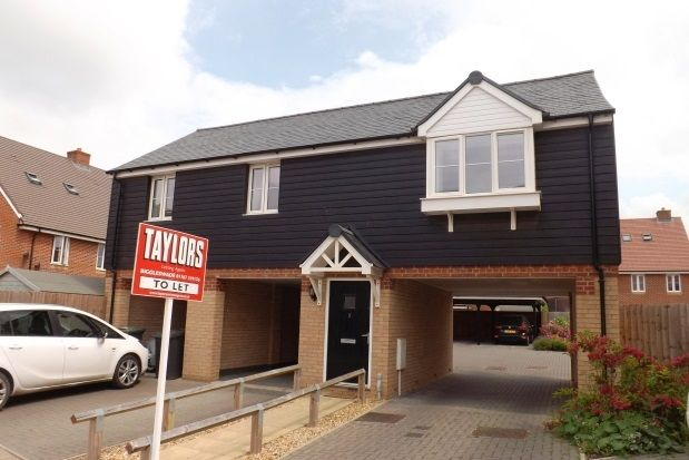 Thumbnail Flat to rent in Evans Grove, Biggleswade