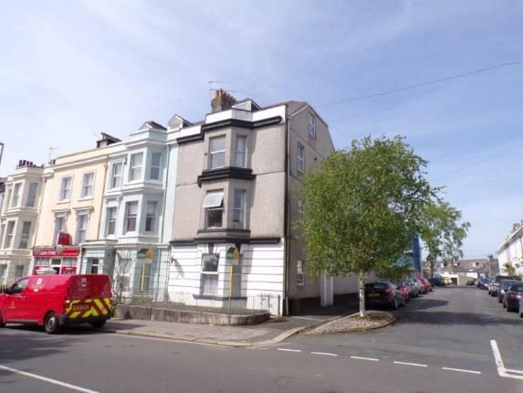 Thumbnail Maisonette for sale in Stoke, Plymouth, Devon