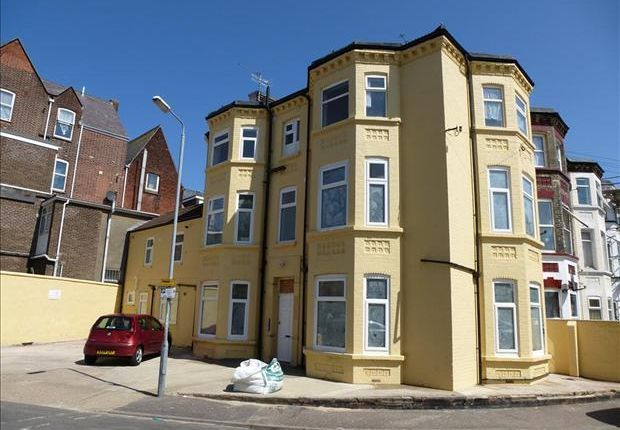 Thumbnail Flat for sale in Britannia Road, Great Yarmouth