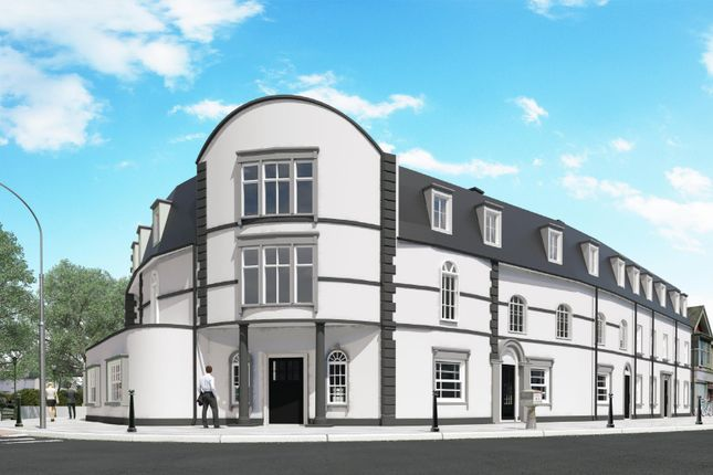 Thumbnail Flat for sale in Queen Street, Newton Abbot