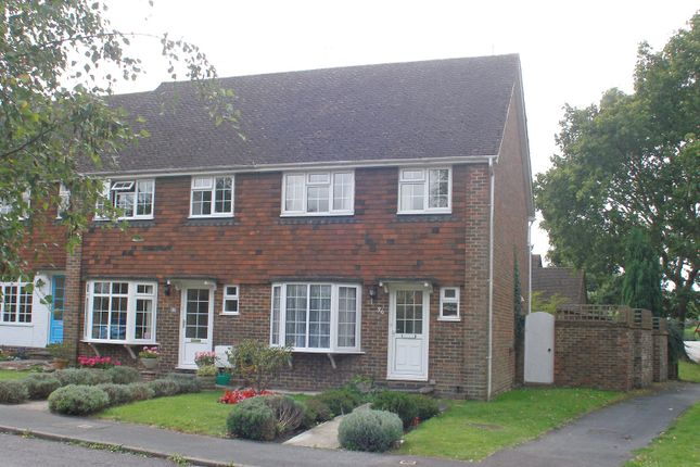 Thumbnail End terrace house to rent in Timberlands, Storrington