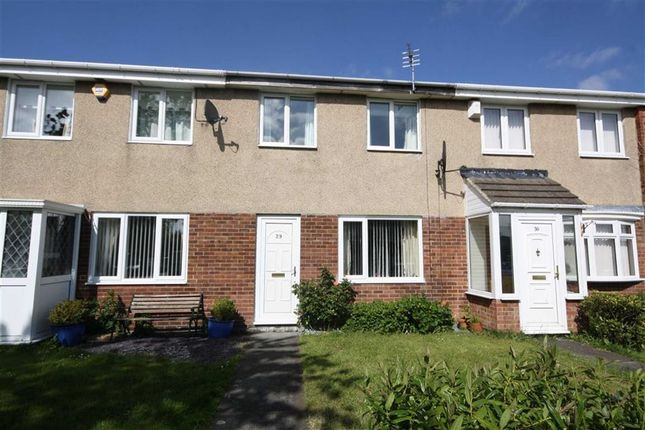 Thumbnail Terraced house to rent in Abbotside Close, Ouston, Chester Le Street, County Durham